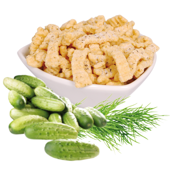 Dill Pickle Zippers